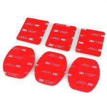 6-Pcs-3M-VHB-Sticker-Set-for-Gopro-Helmet-Mount-Hero-3-2-1-3pcs-for